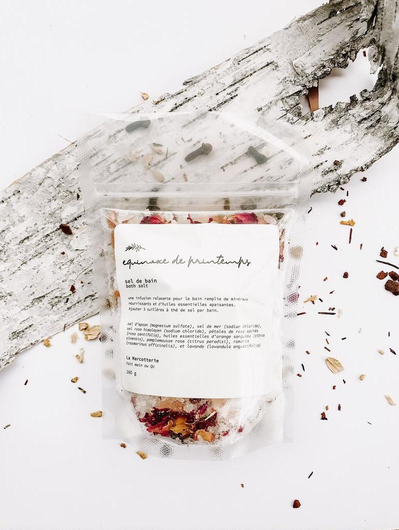 Spring Equinox Bath Salts