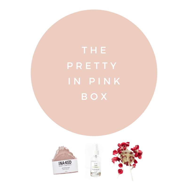 The Pretty in Pink Box