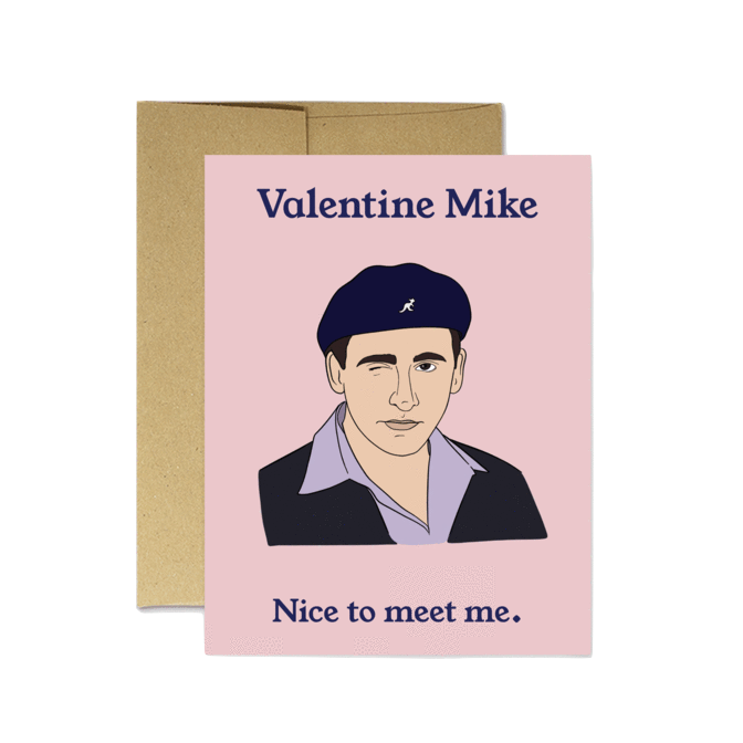 Valentine's Mike