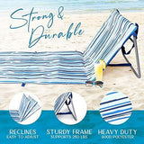 Scuddles Picnic Blanket with Chair and Umbrella Great for Couples at The Beach Or On The Grass While Camping Outdoors Highly Durable New Concept Patent Pending