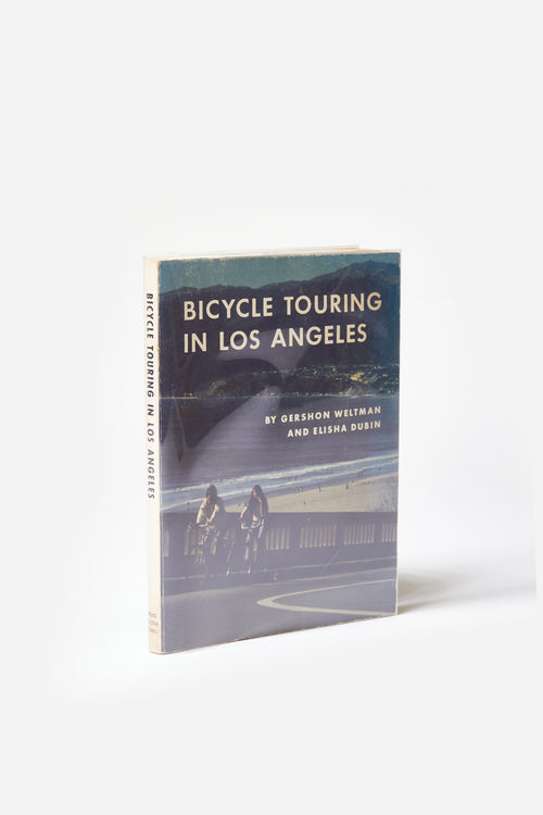 Bicycle Touring in Los Angeles by Gershon Weltman & Elisha Dubin/Rare 1975