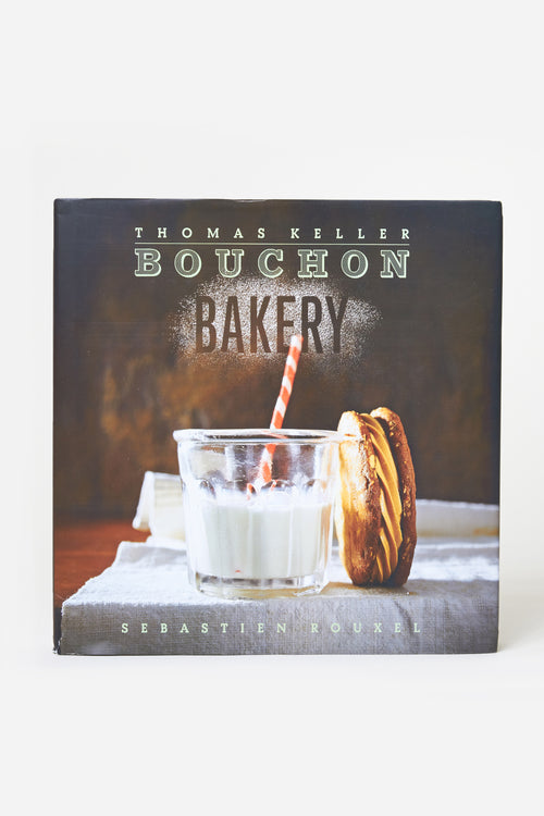 Bouchon Bakery Cookbook - Signed by Chef Thomas Keller