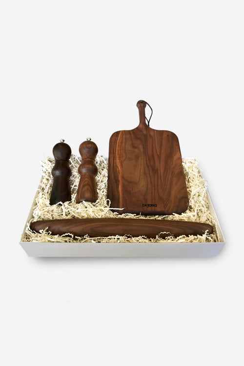 De JONG & Co. Culinary Accessories Gift Set