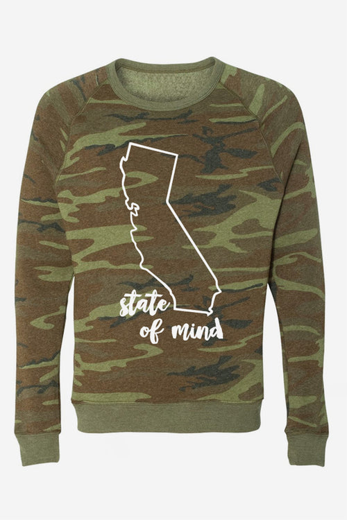 Exclusive State of Mind Sweatshirt