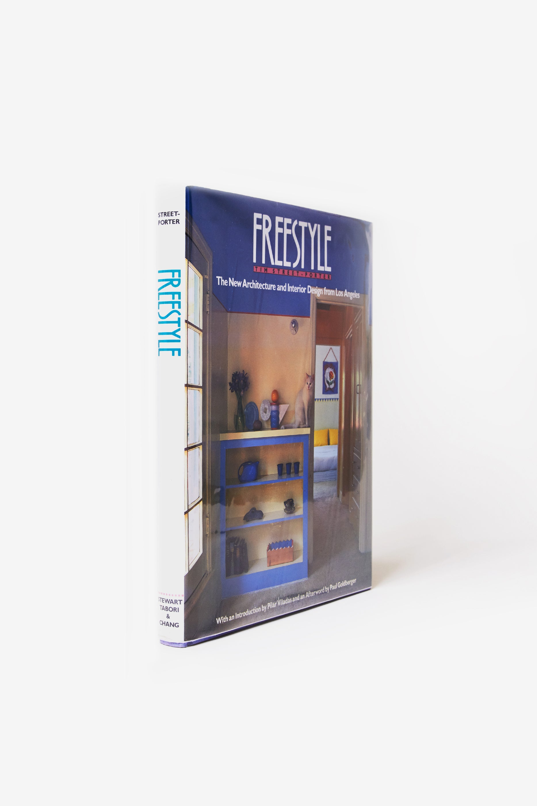 Freestyle: The New Architecture and Interior Design from Los Angeles / Tim Street-Porter / 1986 / 1st hc
