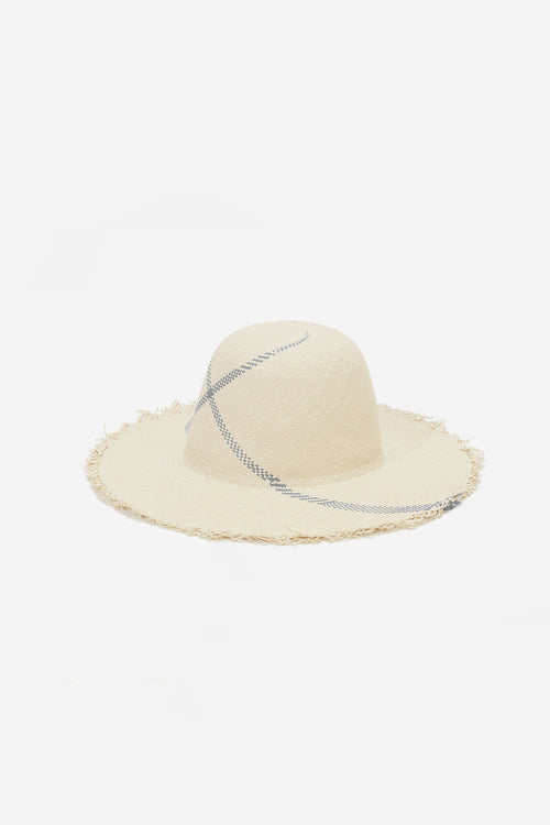 Tulip Straw Hat