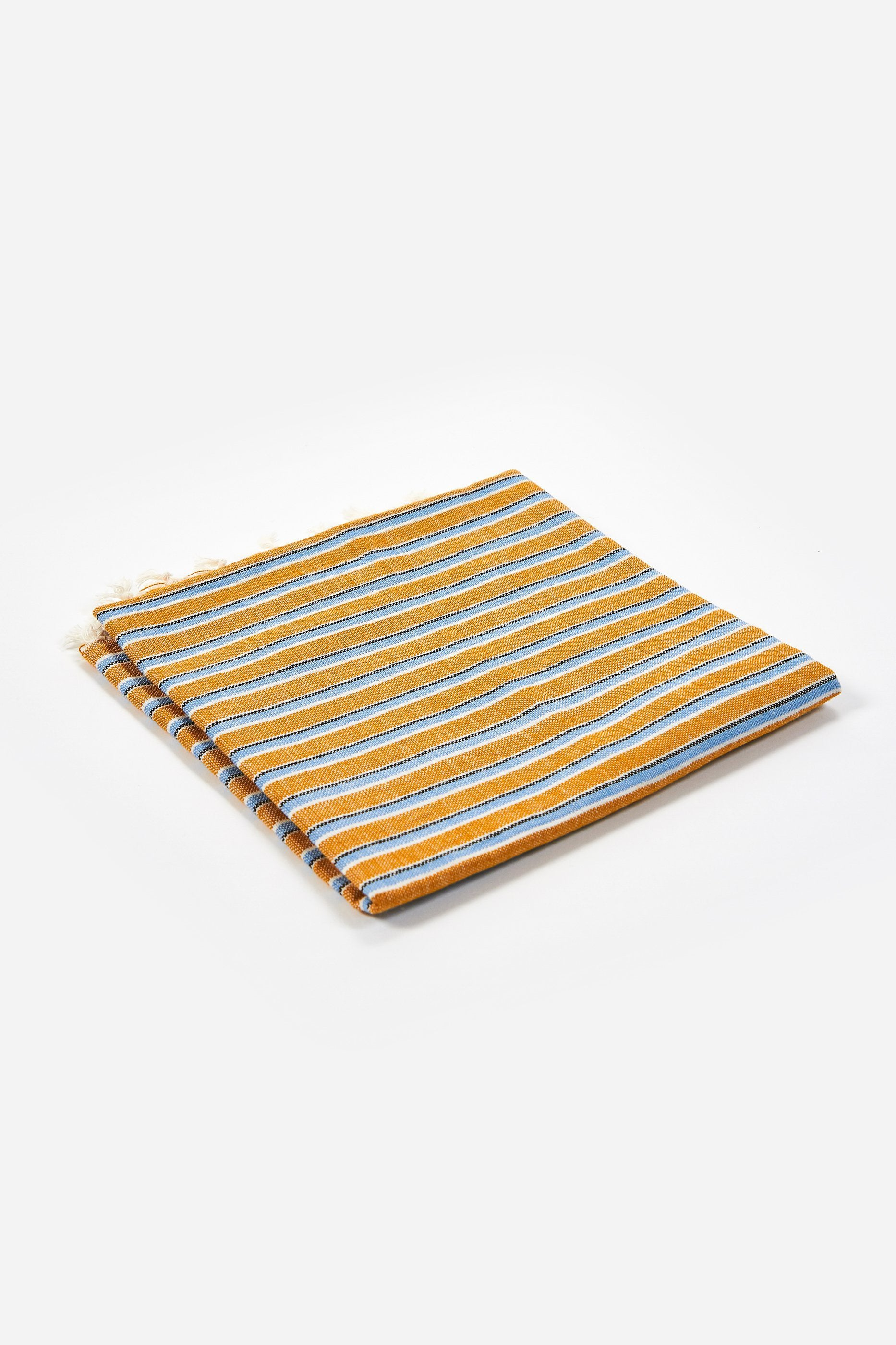 Terra Striped Tea Towel