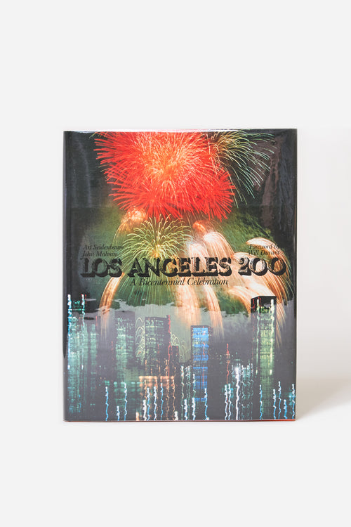 Los Angeles 200 / Art Seidenbaum & John Malmin / 1981, 1st ed, 2nd print