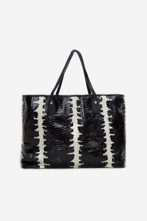 Sydney - Everyday Tote, Starburst Glazed Whipsnake