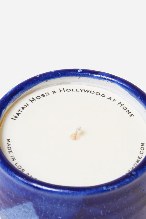 Natan Moss x Hollywood at Home Candle