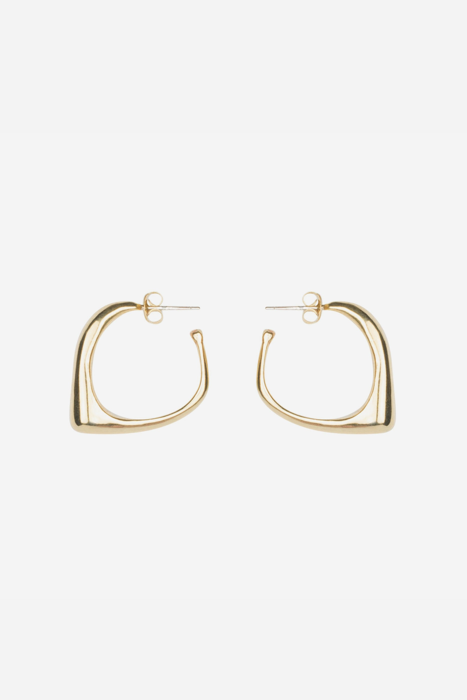 Oblique Hoops Small