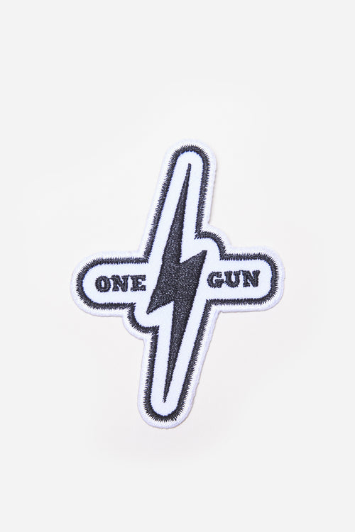 One Gun Lighting Bolt