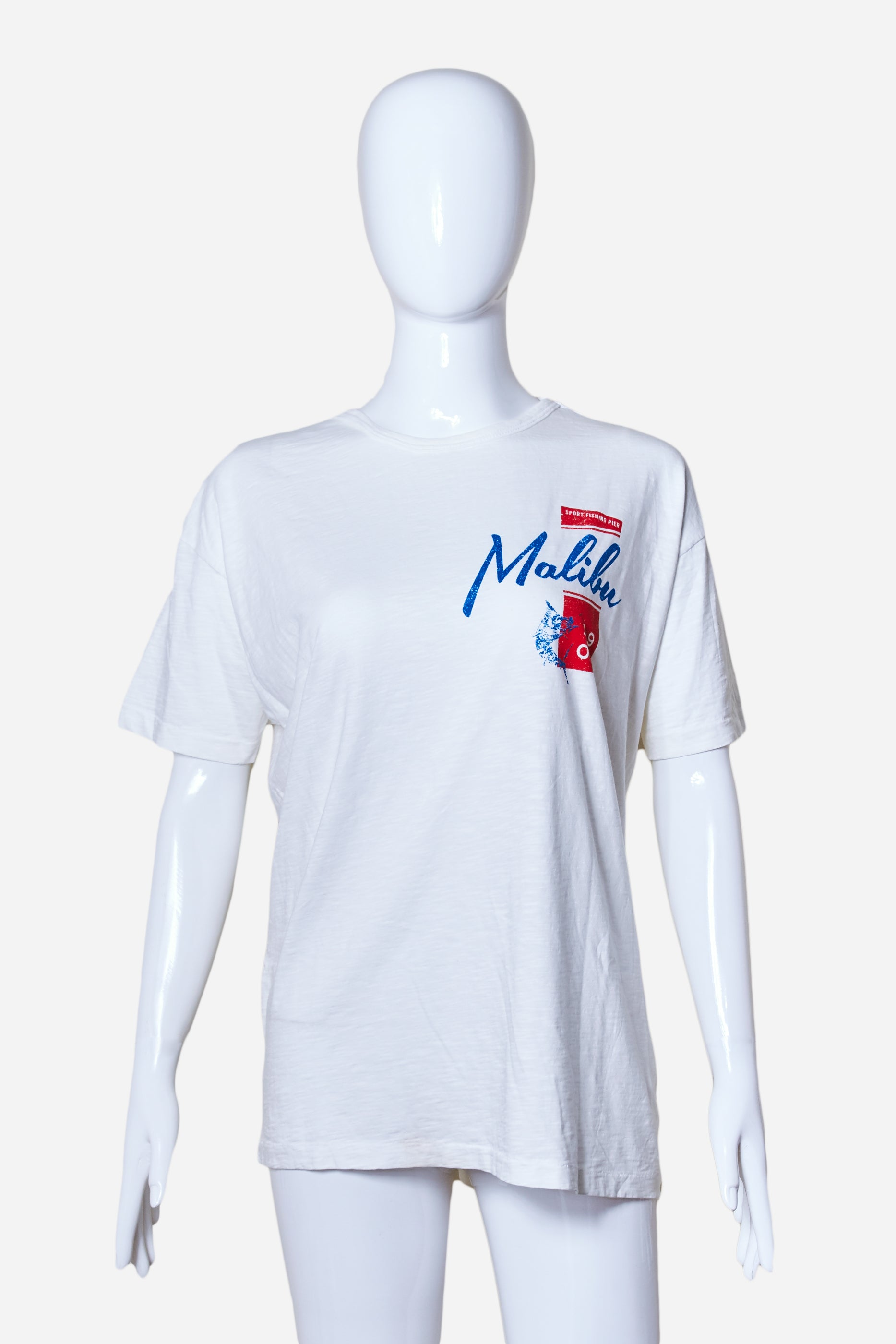 One Gun Malibu Marlin T-Shirt