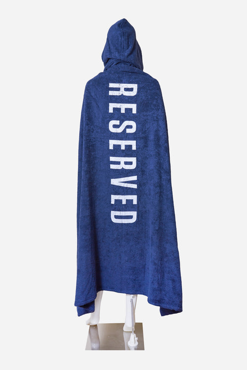 One Gun Ranch Hooded Towel