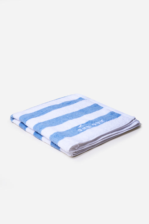 One Gun Stripe Beach Towel