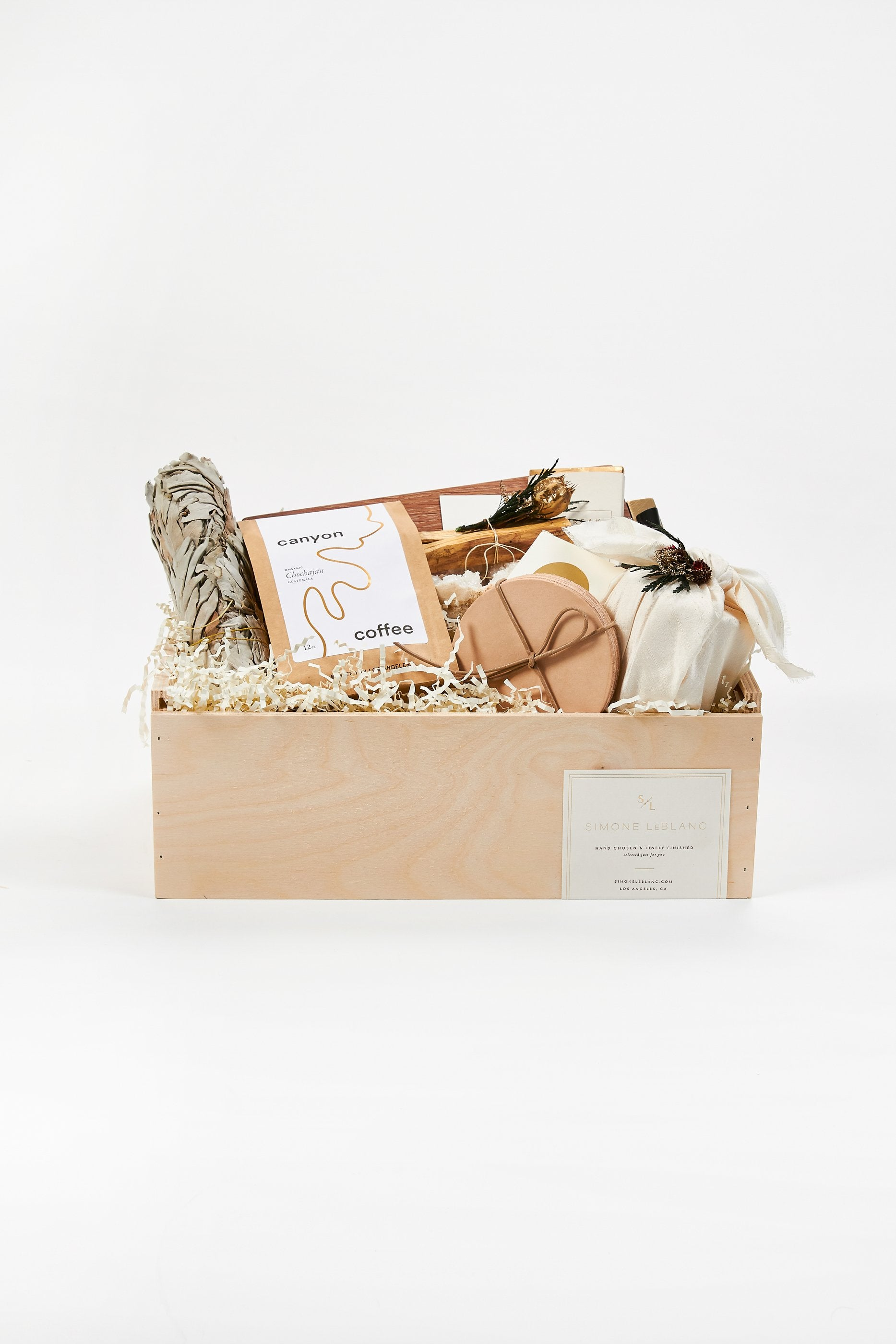 DayBreak Gift Box by Simone LeBlanc