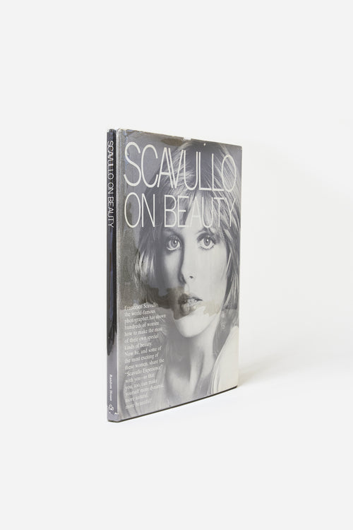 Scavullo on Beauty  / Francesco Scavullo / 1976 1st