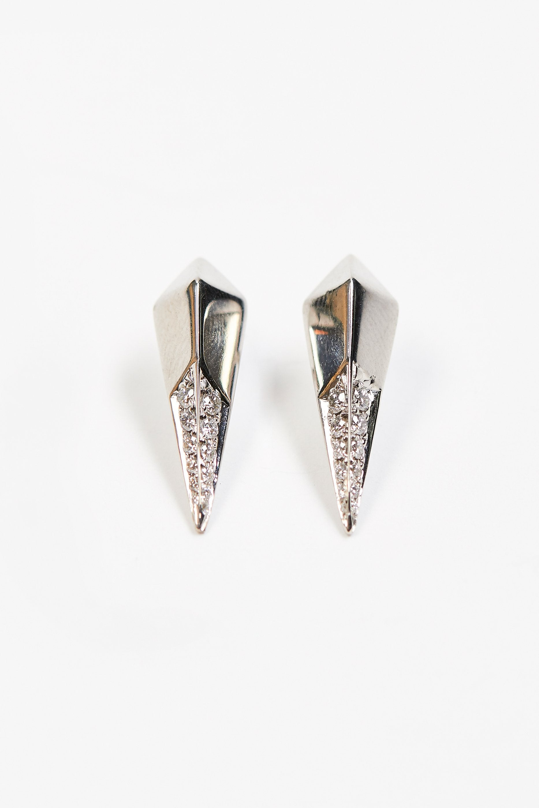 Artigli Diamond Earrings