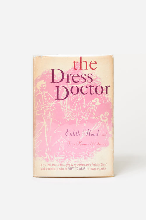 The Dress Doctor / Edith Head / 1959 / 1st ed 2nd print hc