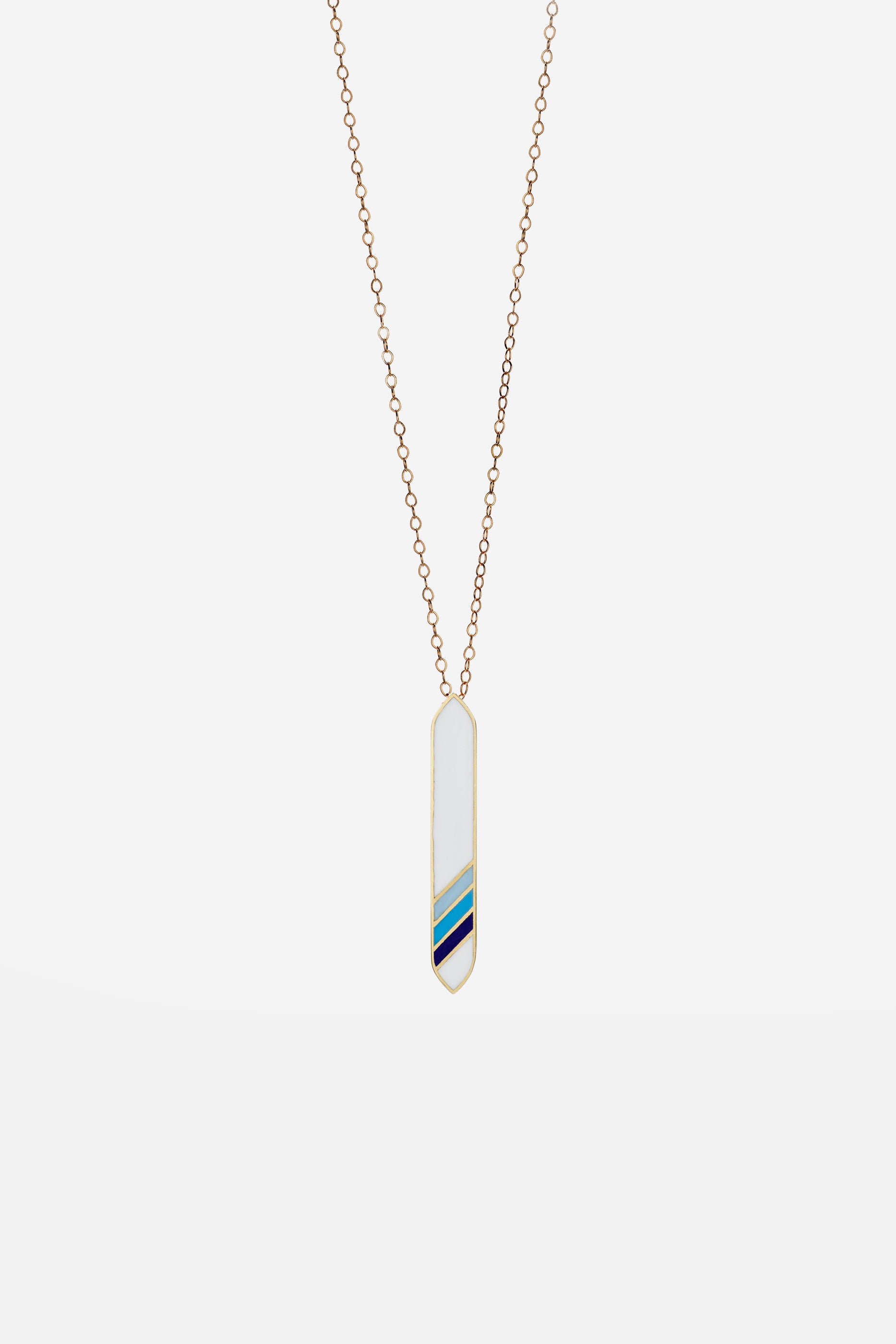 Surf Goddess Zuma Necklace