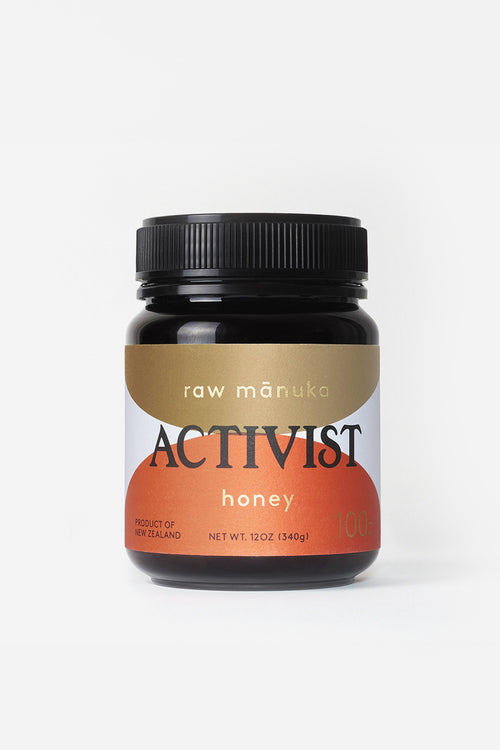 Raw Mānuka Honey 100+ MGO