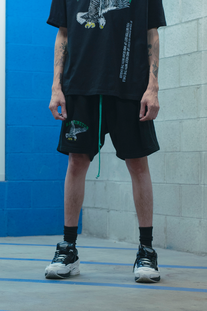 Vacation Sweatshorts (Black)