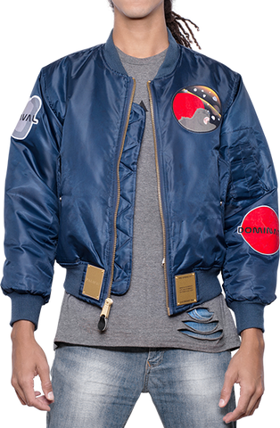 "MA-1 ""CONFORM"" Flight Bomber Jacket"