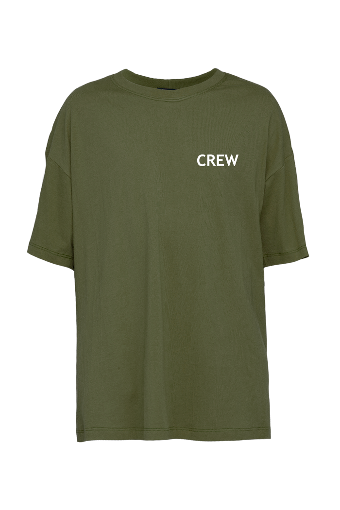 Oversized Standard T-Shirt (Green)