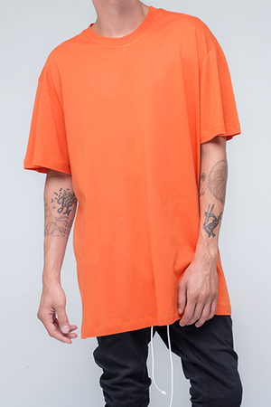 trendy and stylish t-shirt in orange color - Alpha - Orange Standard T Shirt