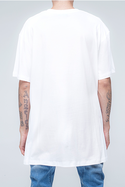 trendy and stylish t-shirt in white color - Alpha - White Standard T Shirt