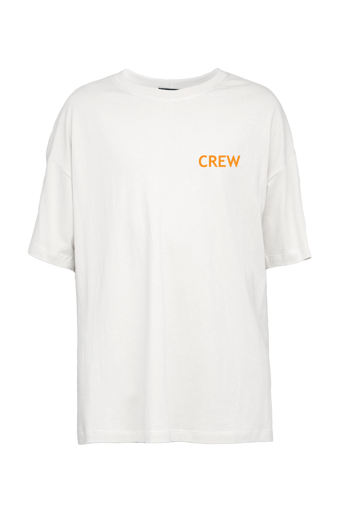 Oversized Standard T-Shirt (White)