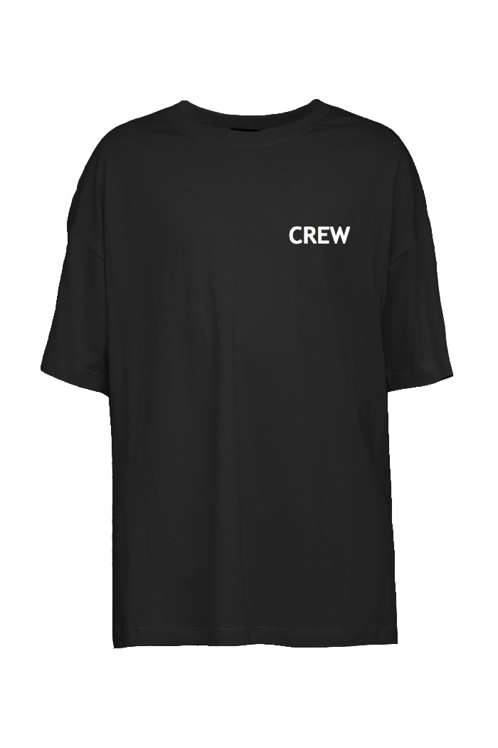 Oversized Standard T-Shirt (Black)