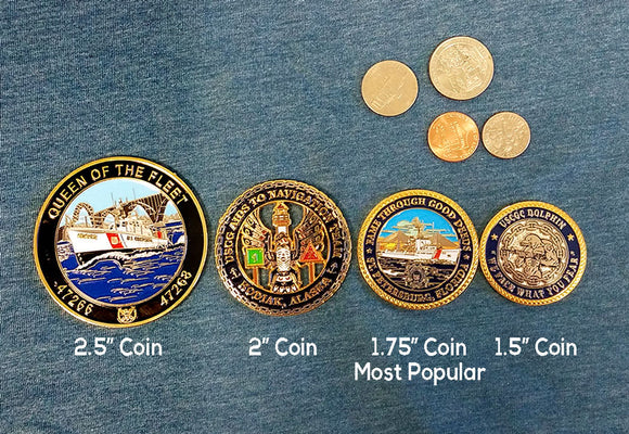 Challenge Coins!