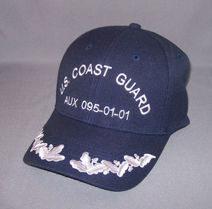 "Custom Hat Builder - CG Auxiliary - ""Read Description Before Ordering."""