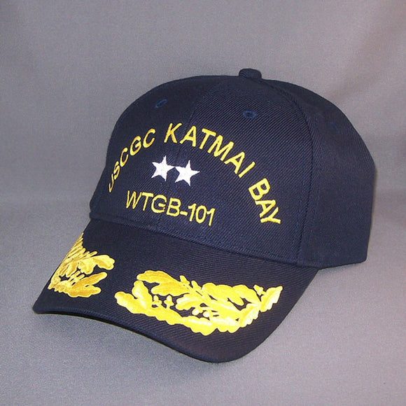 Custom Hat Builder - Coast Guard