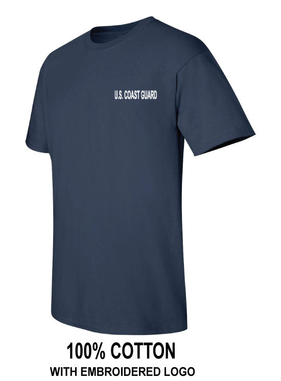 Hot Weather T-Shirts (Coast Guard)