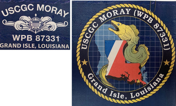 USCGC Moray Apparel