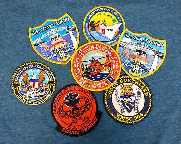 Custom Unit Patches