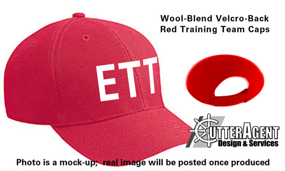 Training Team Caps (RED)