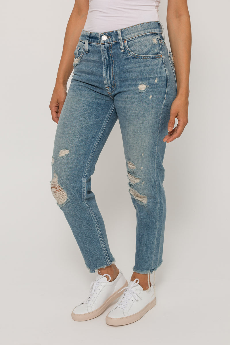 CARDINAL SINNER ANKLE CHEW JEANS