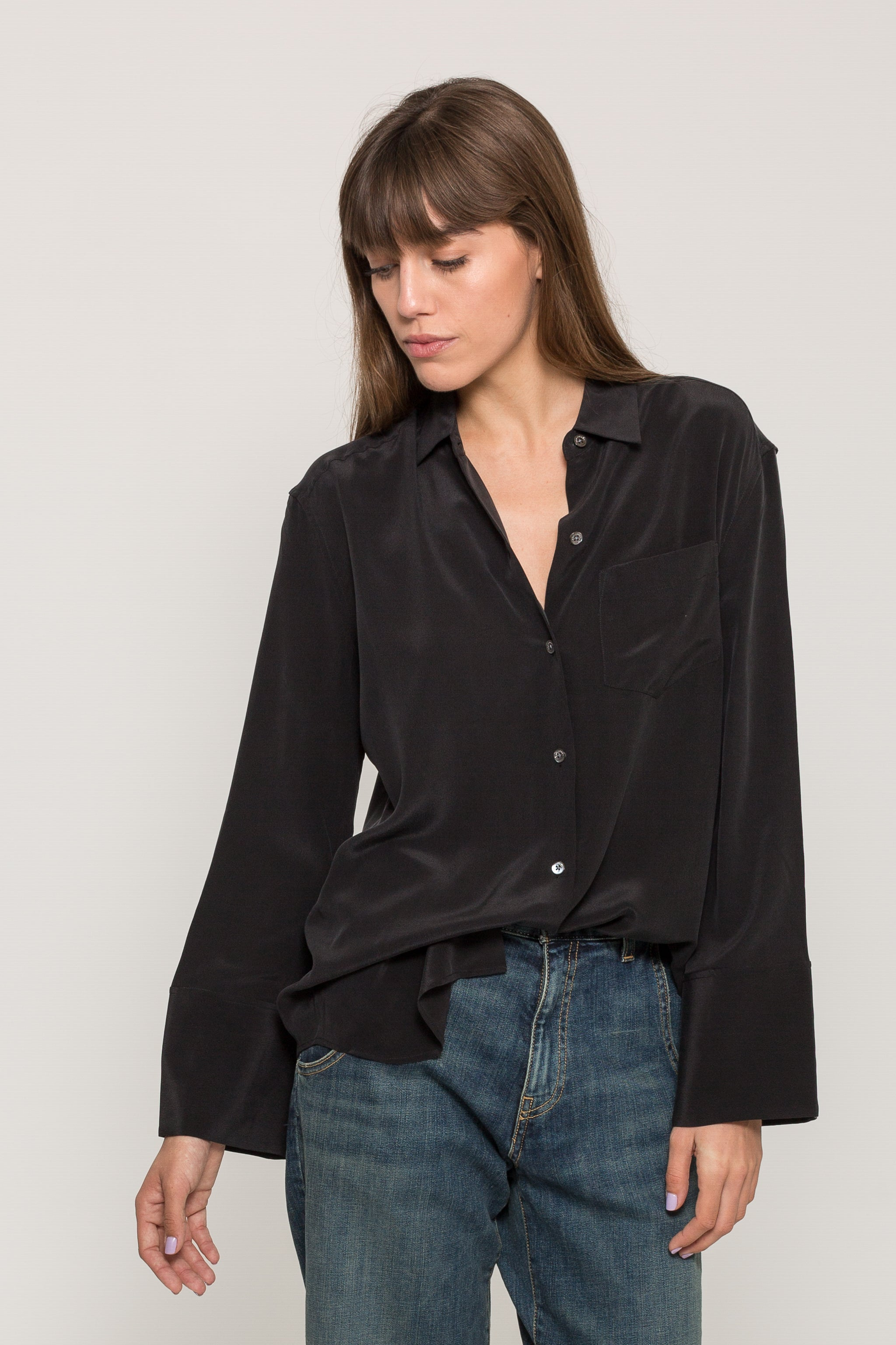82ae487642ccf4 COCO BUTTON UP - Madison Los Angeles