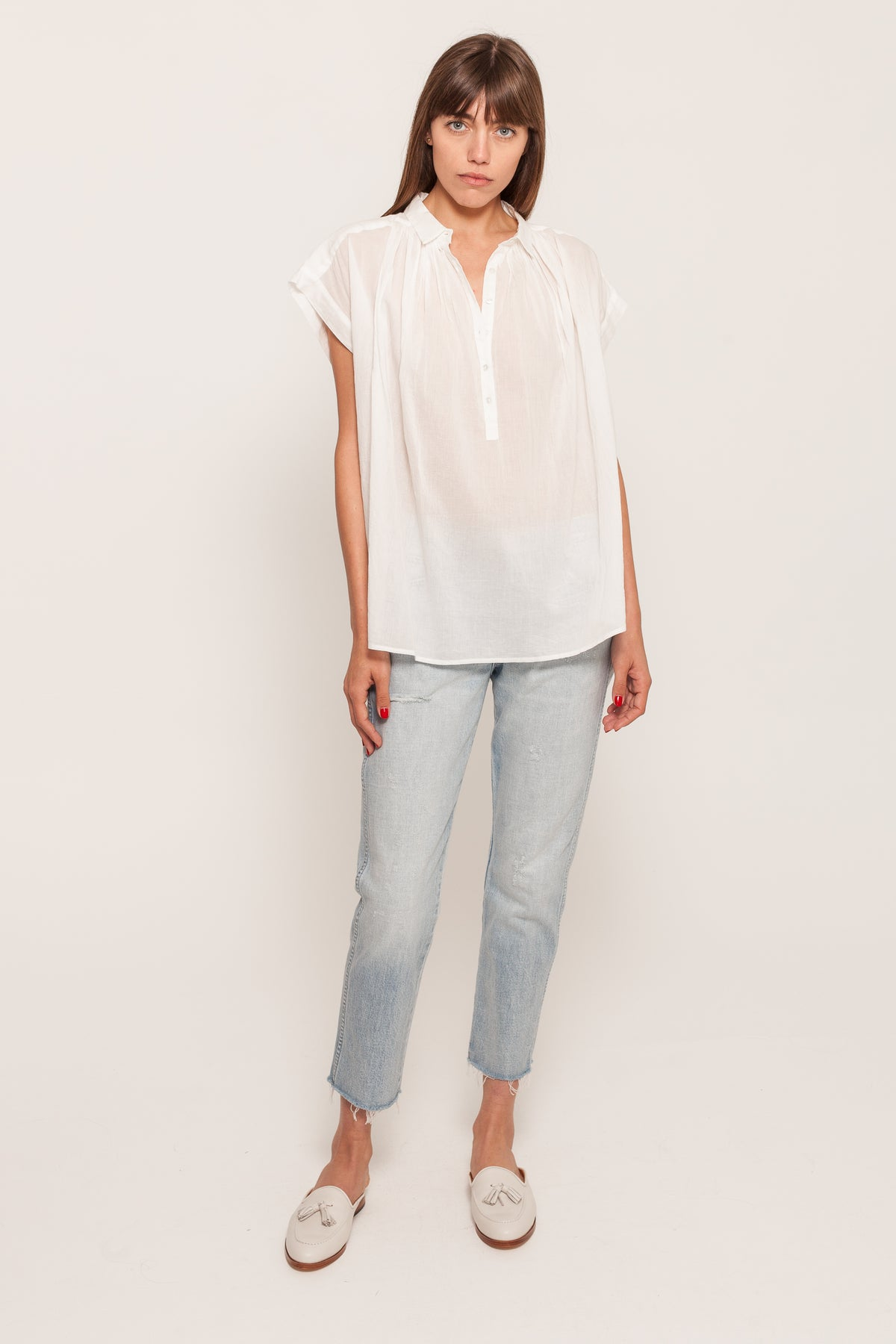 NILI LOTANNORMANDY BLOUSE4293