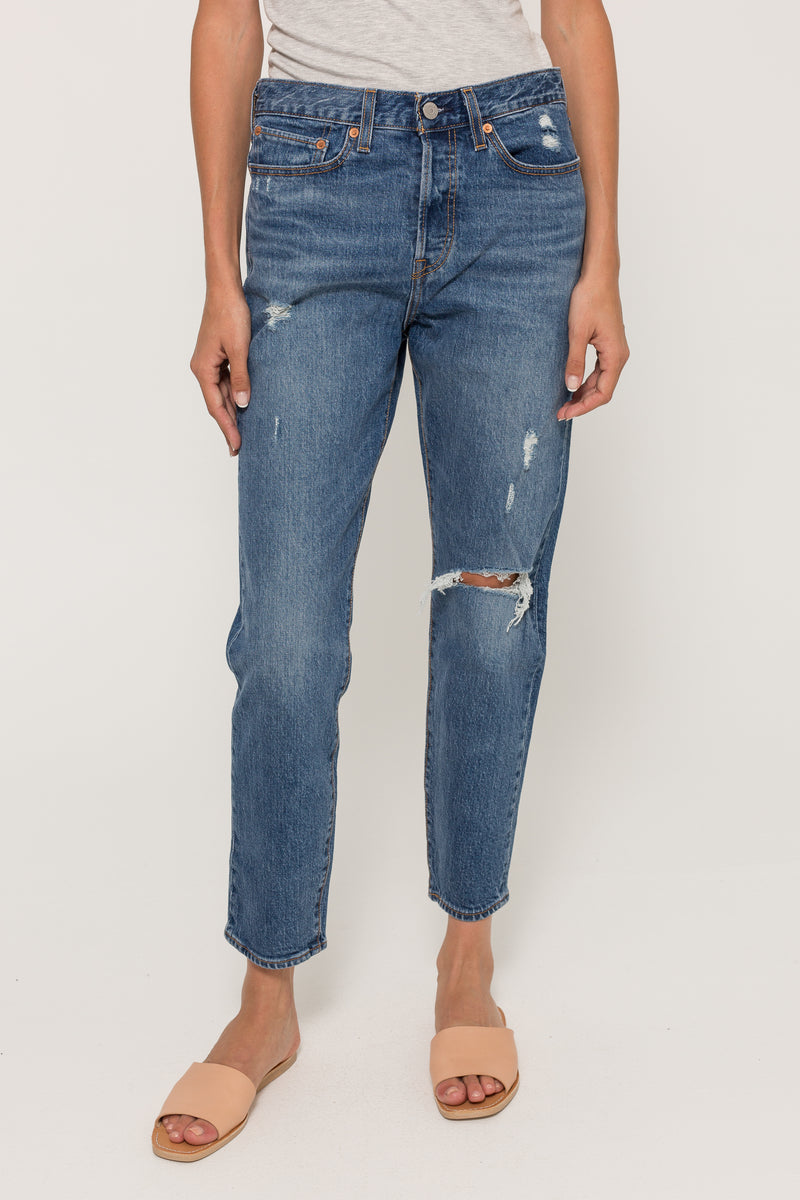 WEDGE ICON JEANS