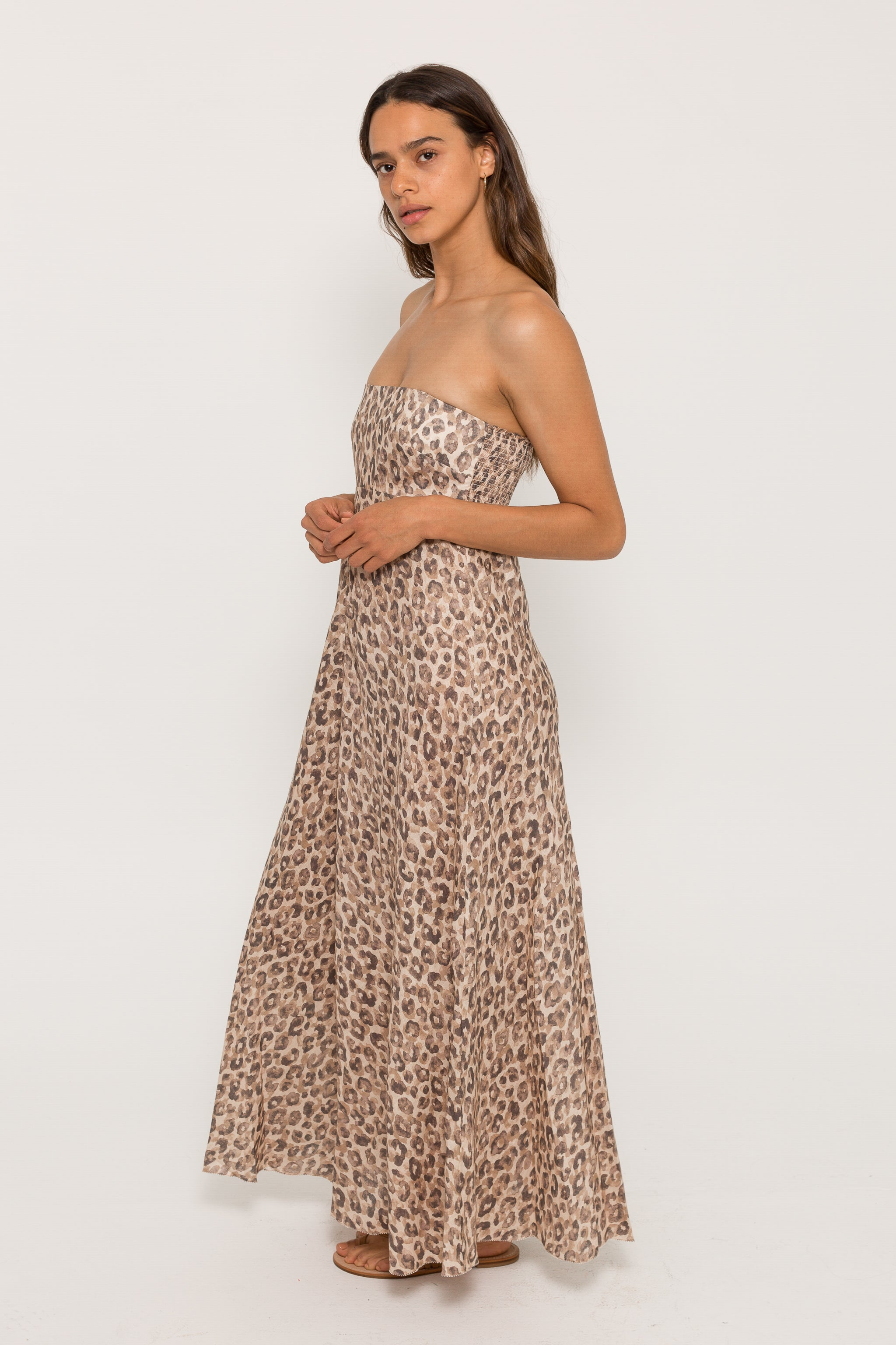 MELODY STRAPLESS DRESS - Madison Los Angeles