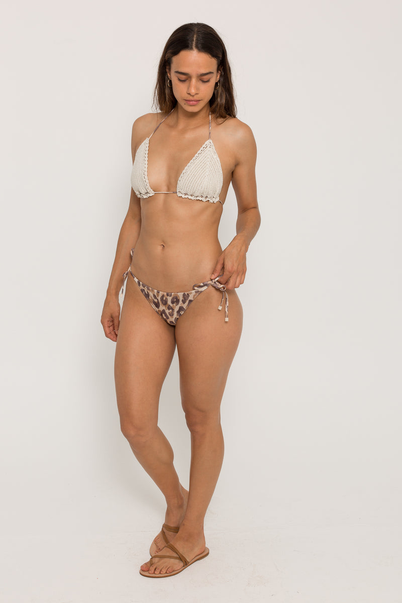 MELODY CROCHET BIKINI SET