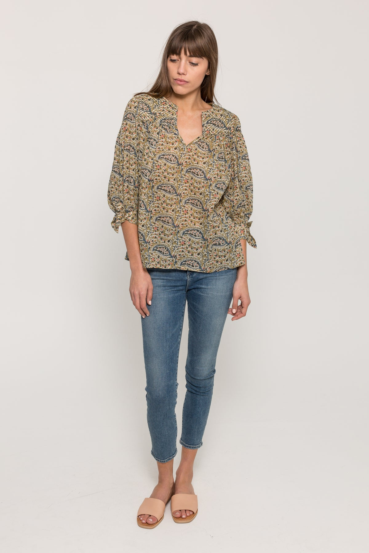 BA&SHROLMY BLOUSE9164