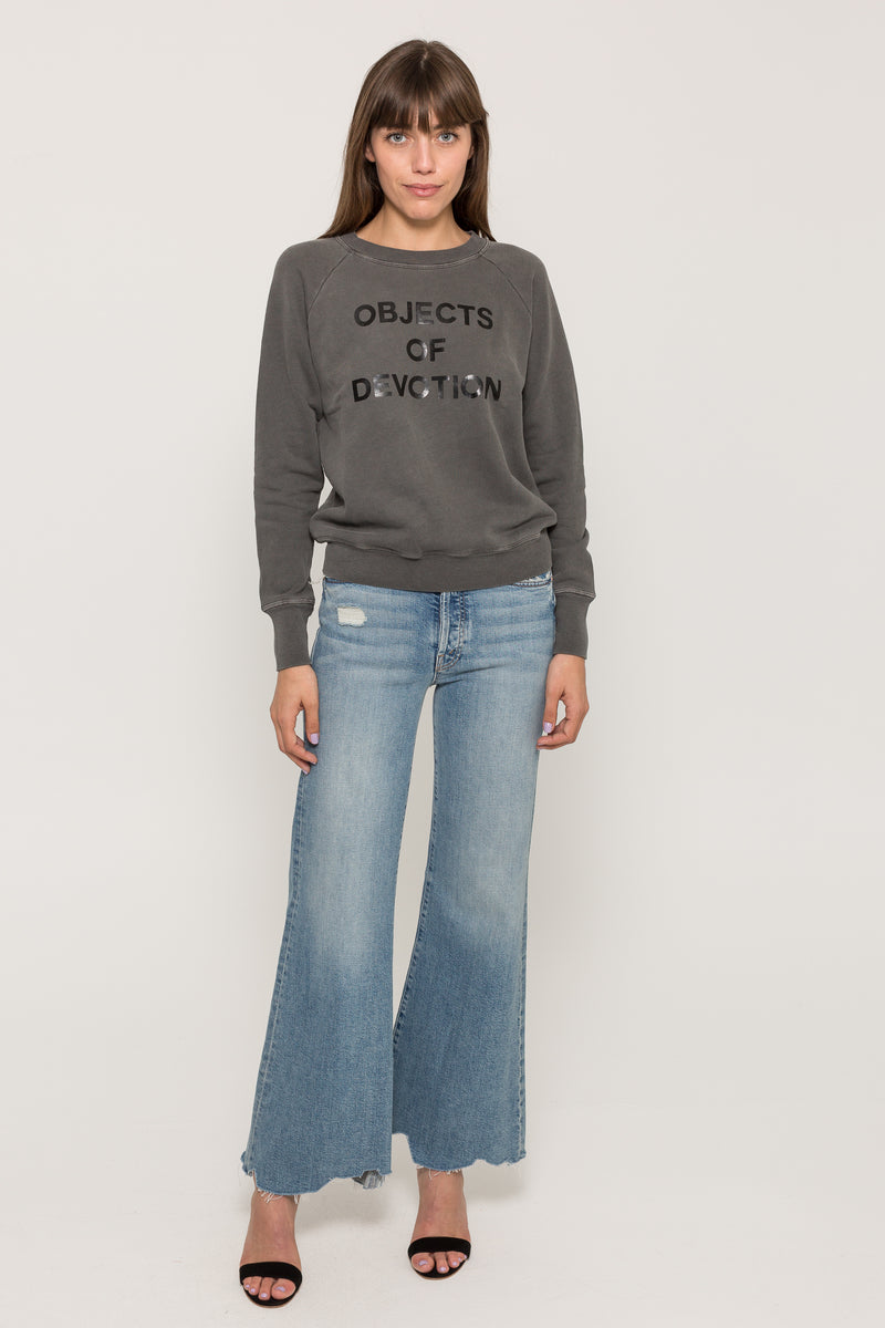 OBJECTS OF DEVOTION SWEATSHIRT