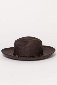 PANAMA BLACK HAT