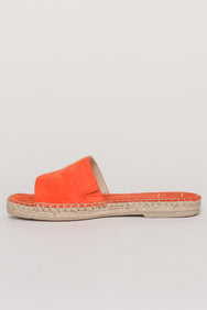 BOBBI SUEDE SANDALS