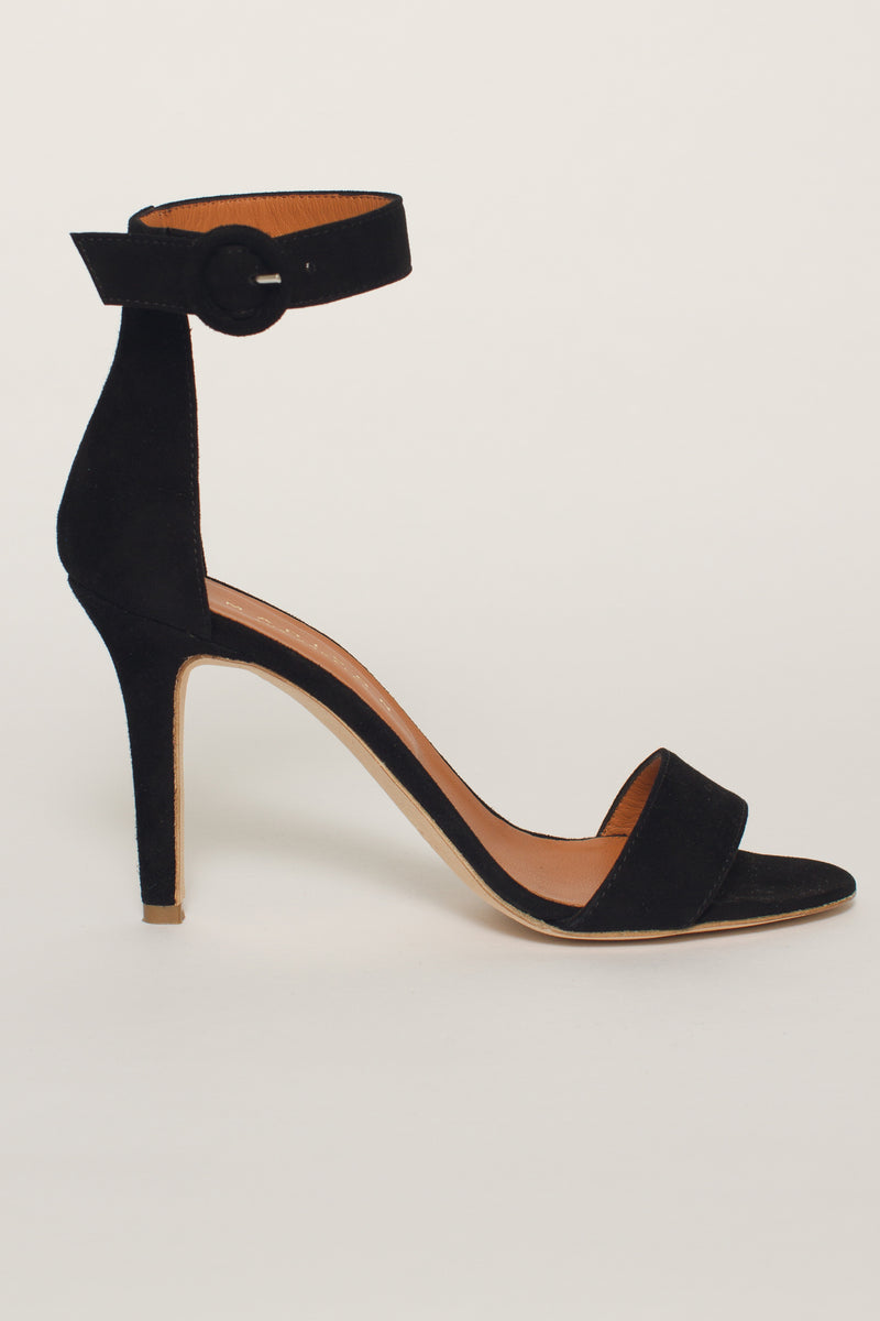 MADISON ET CIEANKLE STRAP HIGH HEEL23918